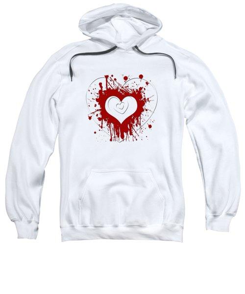 Hearts Graphic 1 Sweatshirt