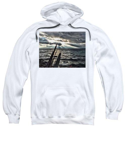 Heavenly Beams Sweatshirt