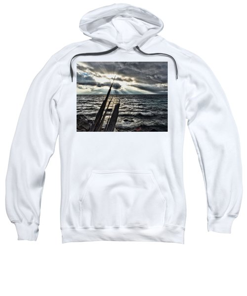 Heavenly Beams Sweatshirt
