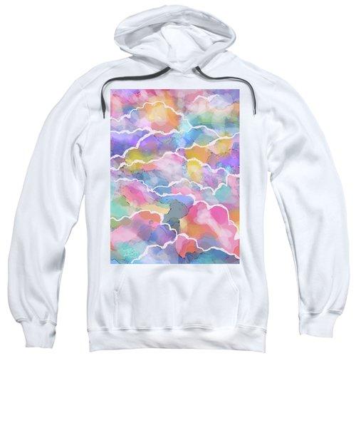 Heavenly Clouds Sweatshirt