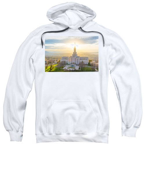 Heavenly Glow Sweatshirt