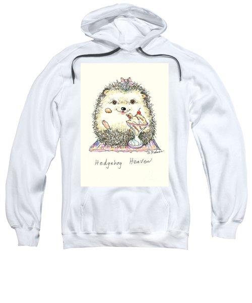 Hedgehog Heaven Sweatshirt
