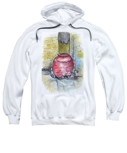 Herculaneum Amphora Pot Sweatshirt