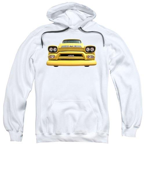 Here Comes The Sun - Gmc 100 Pickup 1958 Sweatshirt