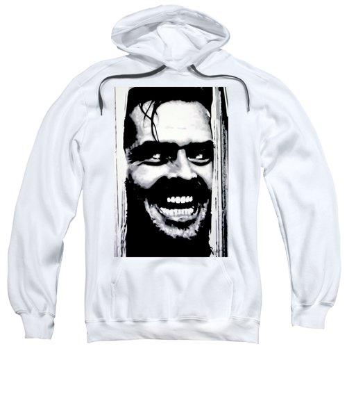 Heres Johnny Sweatshirt