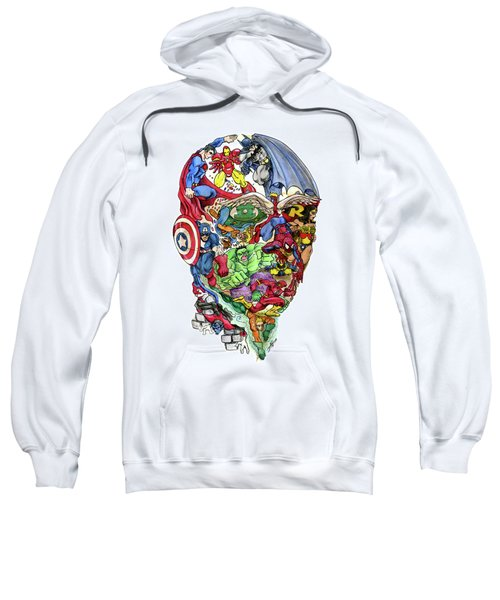 Heroic Mind Sweatshirt