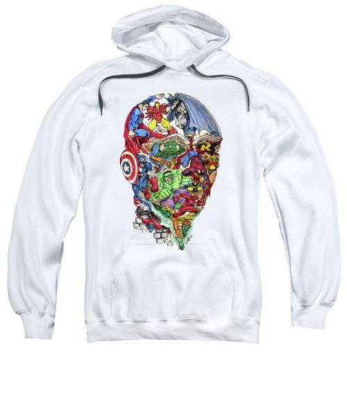 Heroic Mind Sweatshirt