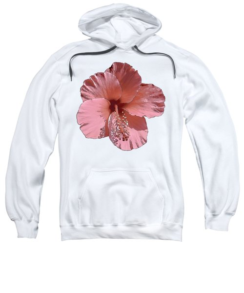 Hibiscus  Flower  Sweatshirt