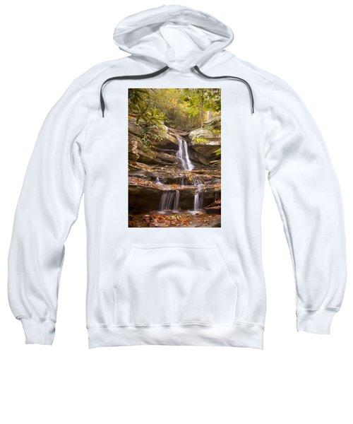 Hidden Falls Of Danbury, Nc Sweatshirt