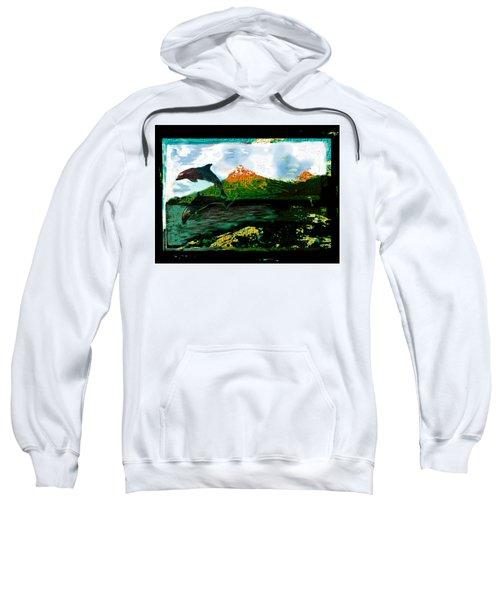 Hiding Your Love Sweatshirt