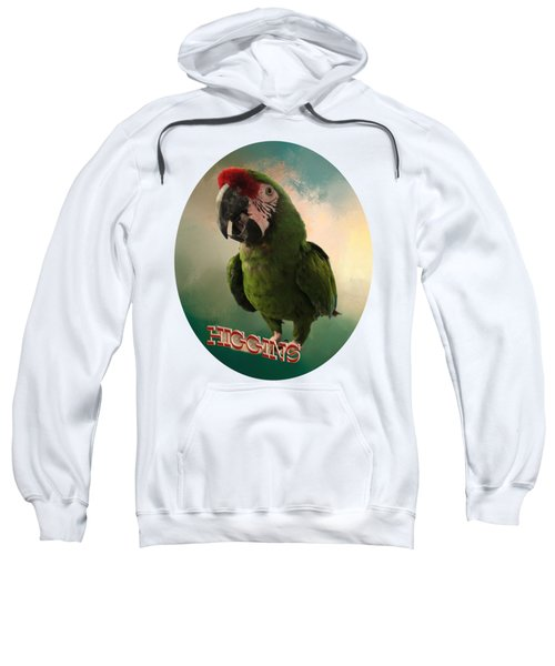 Higgins Sweatshirt by Zazu's House Parrot Sanctuary