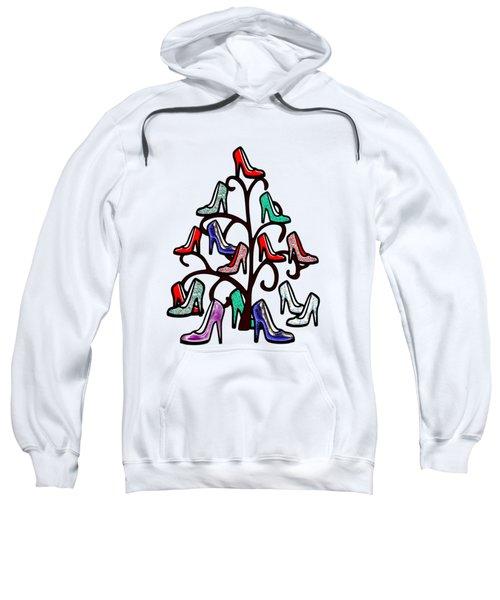 High Heels Tree Sweatshirt