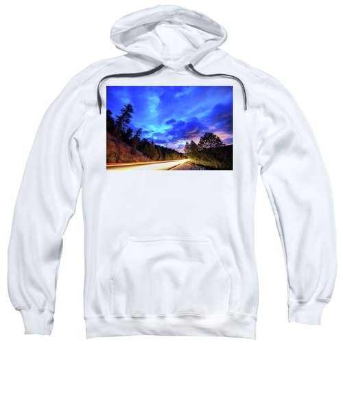 Highway 7 To Heaven Sweatshirt by James BO Insogna