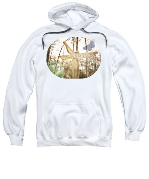 Hither Thither And Yon Sweatshirt