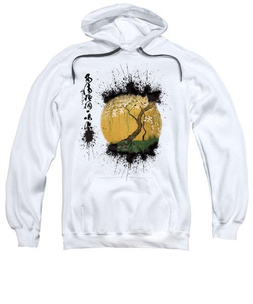 Hoitsu Tesshu Splatter  Sweatshirt