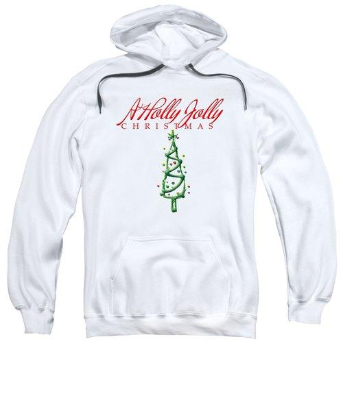 Holly Jolly Christmas Sweatshirt