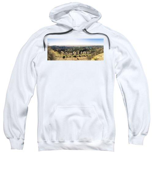 Hollywood Sweatshirt by Michael Weber