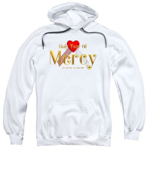 Holy Year Of Mercy Sweatshirt