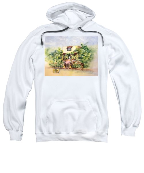 Home On Belmont Shore Sweatshirt