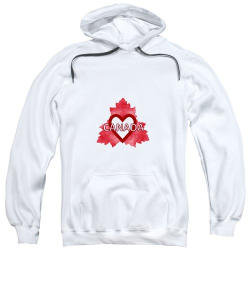 Home Sweet Canada Sweatshirt