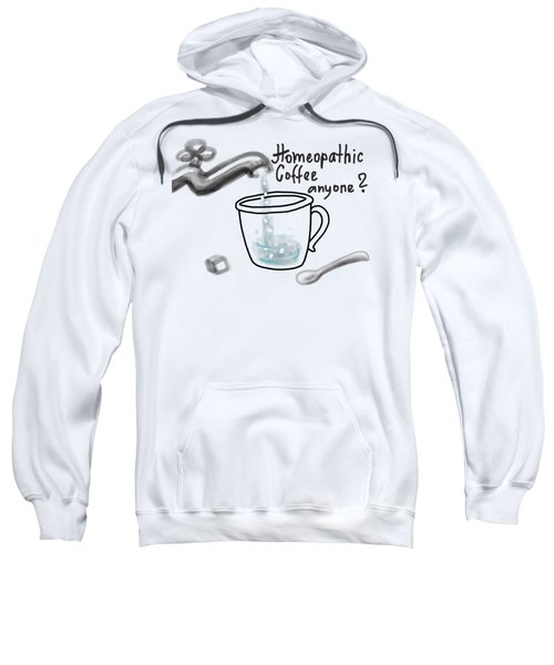Homeopathic Coffee Sweatshirt