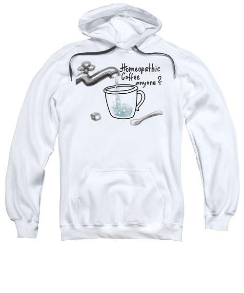 Homeopathic Coffee Sweatshirt