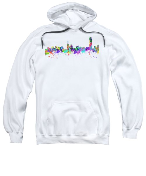 Hong Kong Sweatshirt by Chris Smith