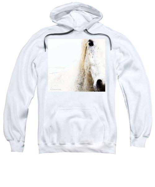 Horse Art - Waiting For You  Sweatshirt