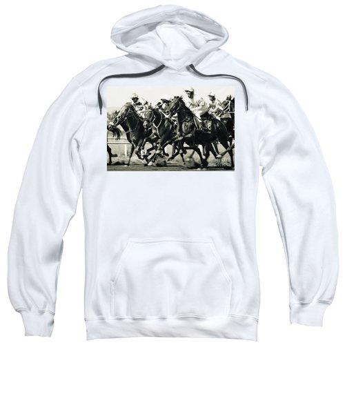 Horse Competition Vi - Horse Race Sweatshirt