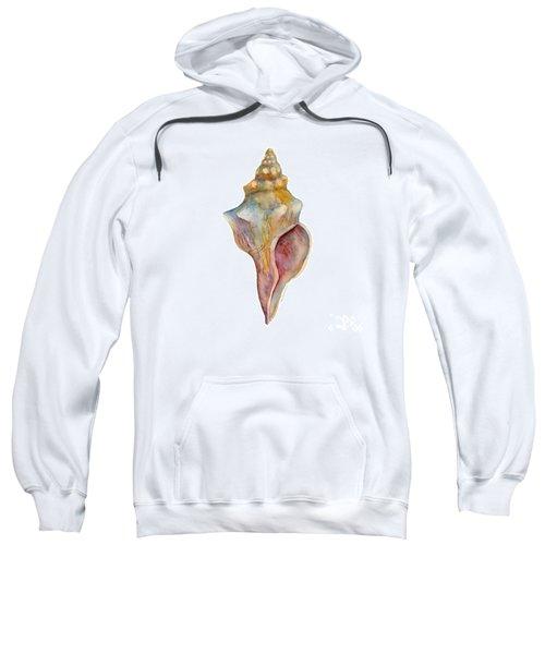 Horse Conch Shell Sweatshirt
