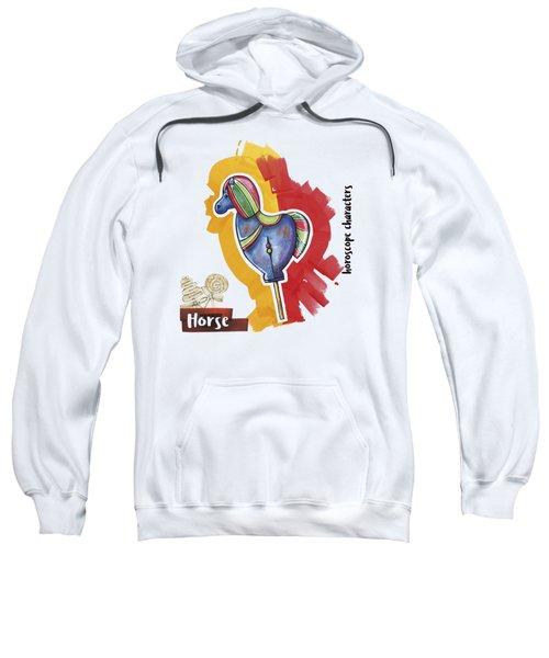 Horse Horoscope Sweatshirt