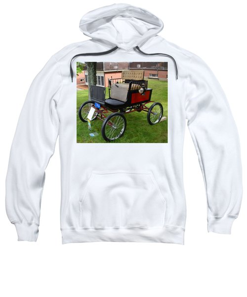 Horseless Carriage-c Sweatshirt