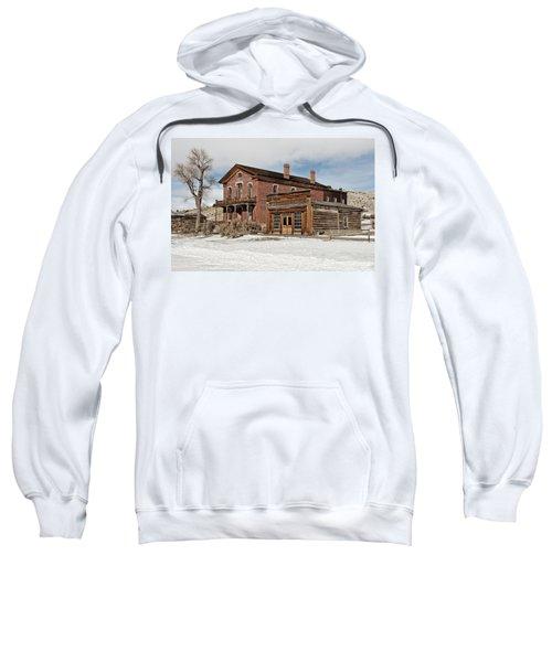 Hotel Meade And Saloon Sweatshirt