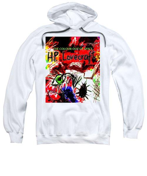 Hp Lovecraft Poster  Sweatshirt