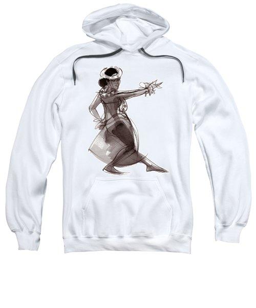 Hula Dancer Keala Sweatshirt