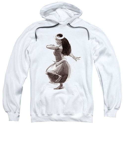 Hula Dancer Olina Sweatshirt