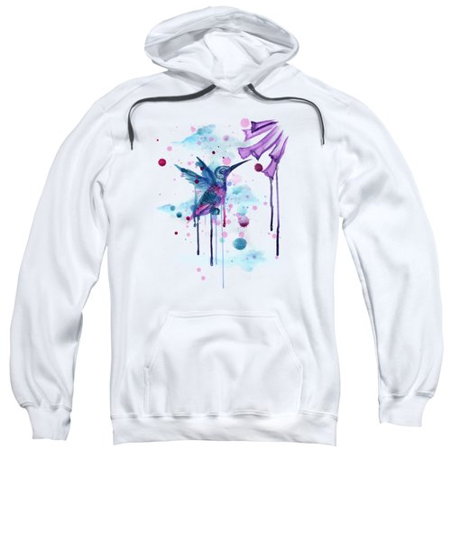 Hummingbird Skeleton 2.0 Sweatshirt