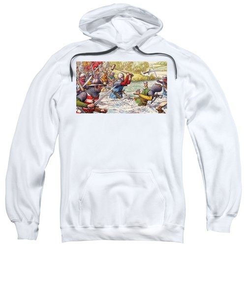 Hundred Years War Sweatshirt