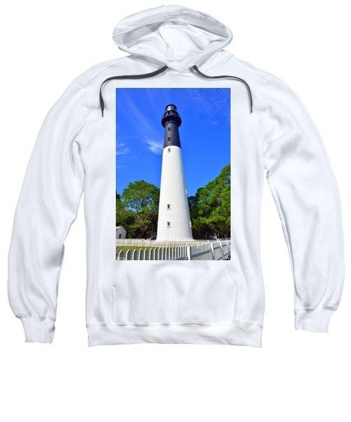 Hunting Island Lighthouse Beaufort Sc Sweatshirt
