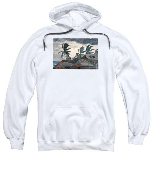 Hurricane In Bahamas Sweatshirt