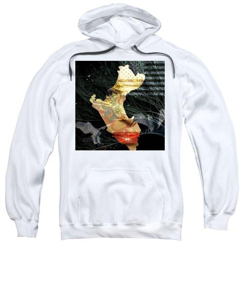 I Am An American Sweatshirt