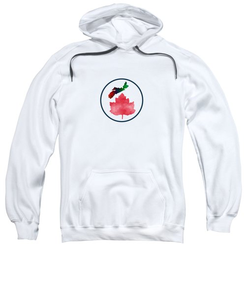 I Love Nova Scotia Canada Sweatshirt