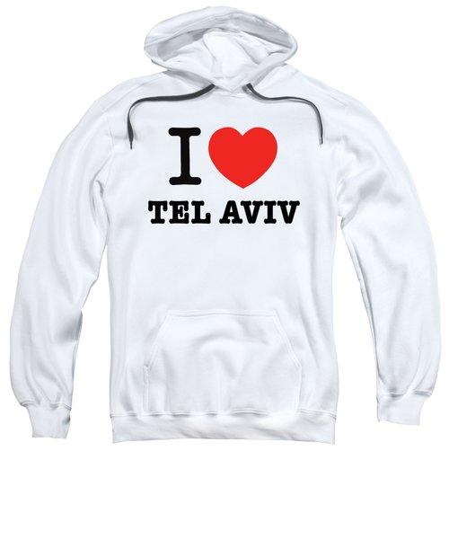 i love Tel Aviv Sweatshirt