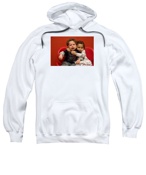 I Love You Brother Sweatshirt
