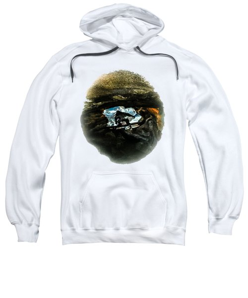 I Seen The Yeti Sweatshirt by Gary Keesler