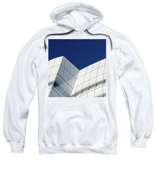 Sweatshirt featuring the photograph Iac Sky by Eric Lake
