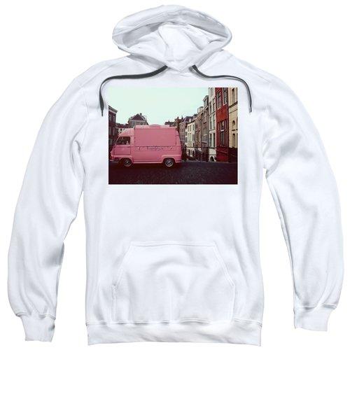 Ice Cream Car Sweatshirt