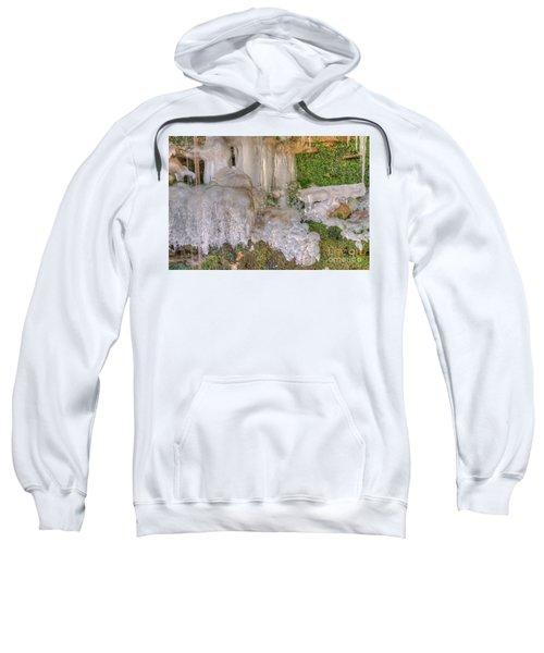 Ice Formations Sweatshirt