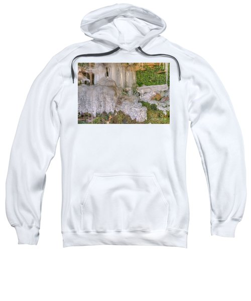 Ice Formations Sweatshirt