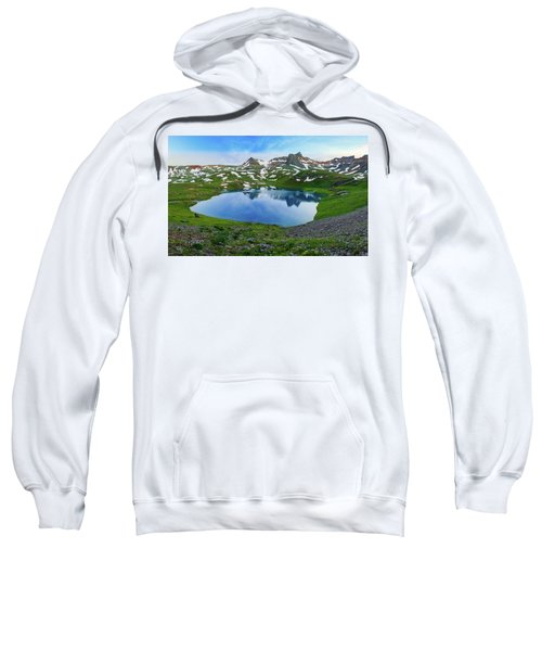 Ice Lake Panorama Sweatshirt